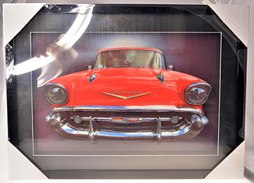 Frame 3D LED - 1957 Chevrolet BEL AIR