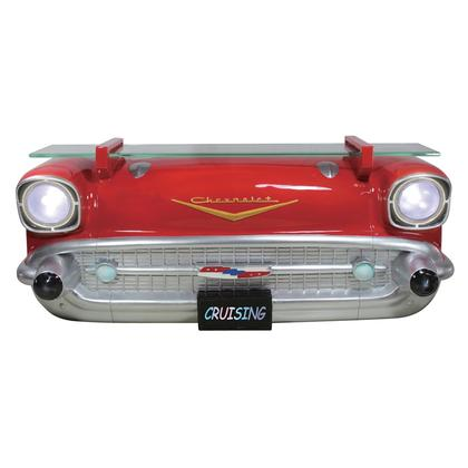 3-D wall shelf whit LED - 1957 BEL AIR