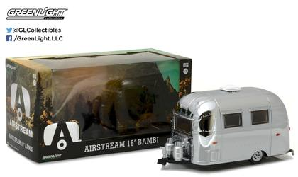 AIRSTREAM BAMBI 16' TRAILER