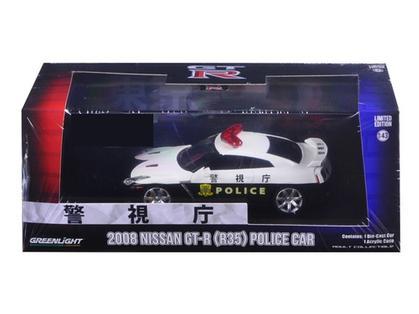 Nissan GT-R (R35) 2008 Police