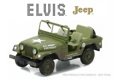 1963 Army Willys Jeep CJ-5