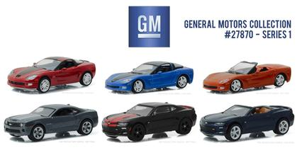 1/64 Set GM General Motors Collection Series 1
