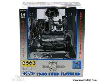 MOTOR FORD FLATHEAD