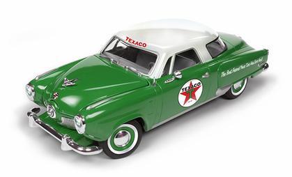 Studebaker Commander Starlight Coupe 1951