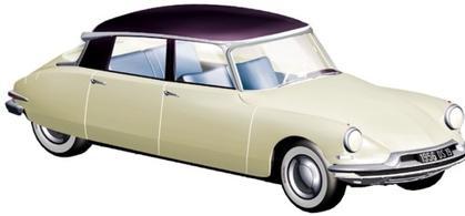 Citroen DS19 1956