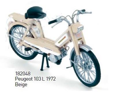 Peugeot 103 L 1972