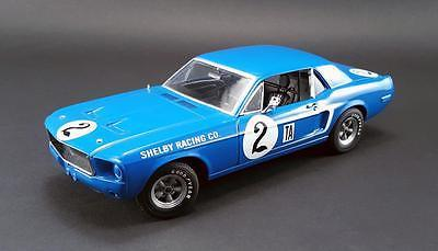 Ford Mustang Shelby T/A 1968