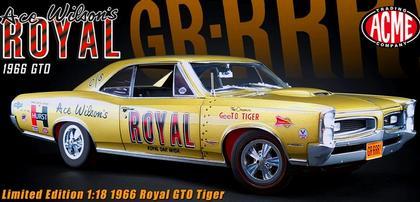 Pontiac GTO Tiger 1966