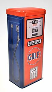Metal Cane Fuel pump GULF