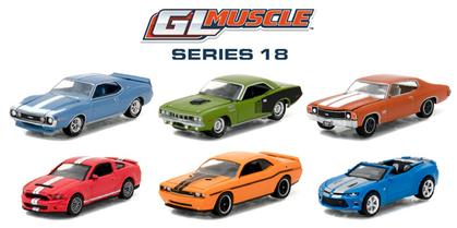 GL Muscle Series 18 set 1:64