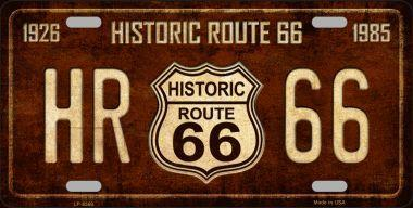 HR 66 - HISTORIC ROUTE 66
