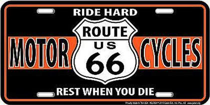 ROUTE 66 - MOTOR CYCLES