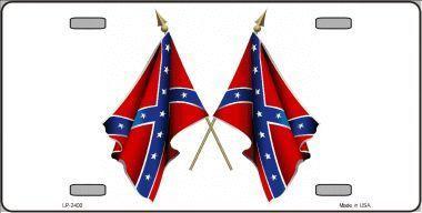 Confederate Crossed Flags