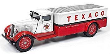 TEXACO 1935 DODGE 3-TON PLATFORM TRUCK