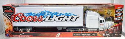 COORS LIGHT - PETERBILT MODEL 379