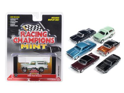 1/64 RACING CHAMPIONS MINT RELEASE 2 SET D