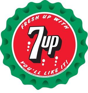 7Up - You'll Like It Cap