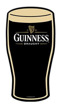 Guinness Pint Glass