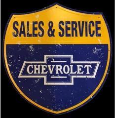 CHEVROLET SALES & SERVICE ** XXL ** 23