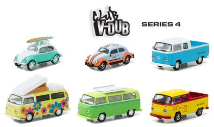 Club V-Dub Series 4 1:64 Set