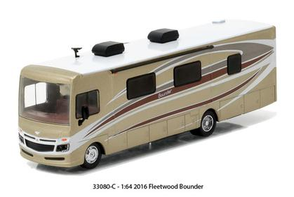 2016 Fleetwood Bounder Autumn Breeze