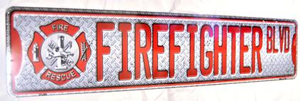 FIREFIGHTER BLVD.  24