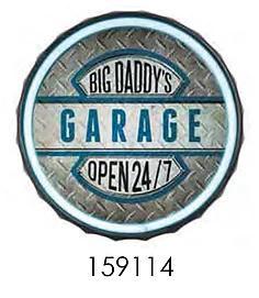 BIG DADDY'S GARAGE ** 12