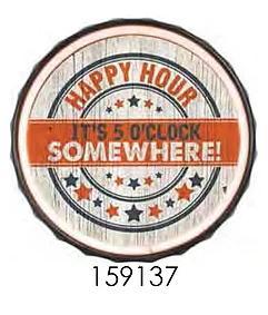 HAPPY HOUR-IT' 5 O'CLOCK ** 12
