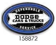 DODGE CARS & TRUCK SERVICE  ** 16