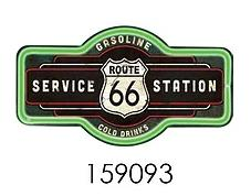 ROUTE 66 SERVICE STATION ** 17
