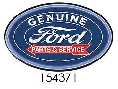 FORD PARTS & SERVICE ** 16