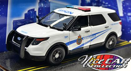 FORD EXPLORER INTERCEPTOR 2015  *CN POLICE *