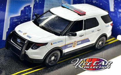 Ford Explorer Interceptor 2015 Police