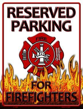 RESERVED PARKING  --  9'X12'