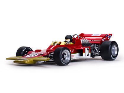Lotus 72C #10 Jochen Rindt