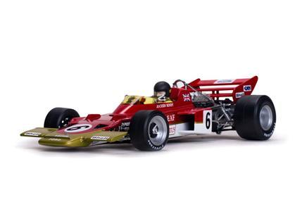 Lotus 72C #6 Jochen Rindt