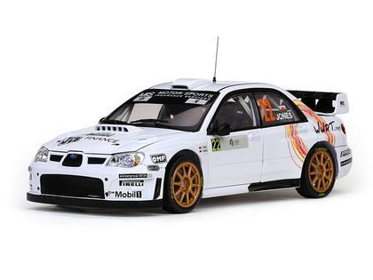 Subary Impreza WRC07