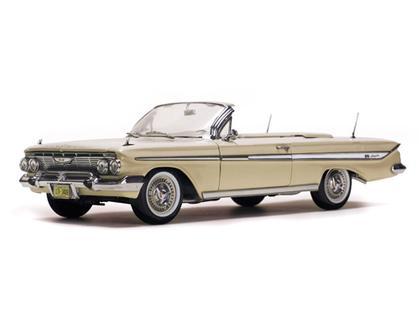 Chevrolet Impala 1961 Convertible