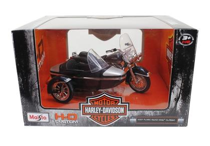 Harley-Davidson FLHRC Road King Classic Sidecar 2001