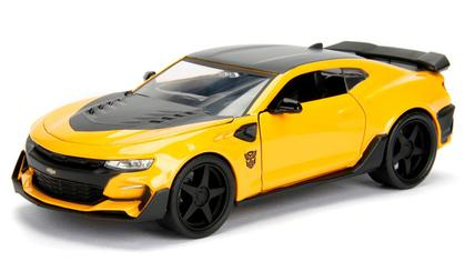 Chevrolet Camaro 2016 Bumblebee Transformers The Last Knight
