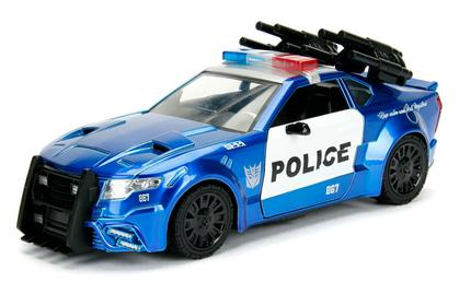 Barricade Police Interceptor - Transformers The Last Knight