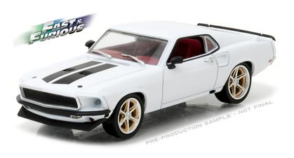 Ford Mustang Custom 1969