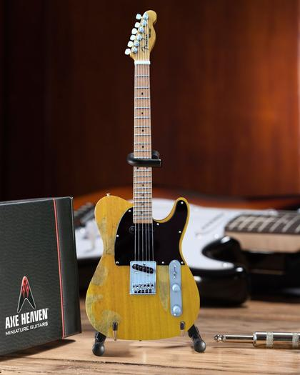 Licensed Fender Tele - Vintage Blonde - The Boss - Bruce Springsteen