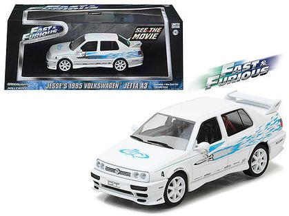 Volkswagen Jetta A3  1995  Fast and Furious  (June 29)