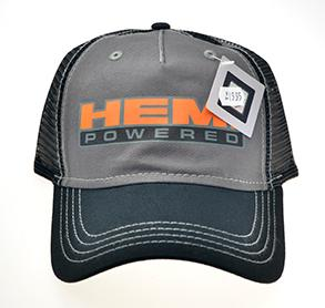 HEMI POWERED Cap - BLACK
