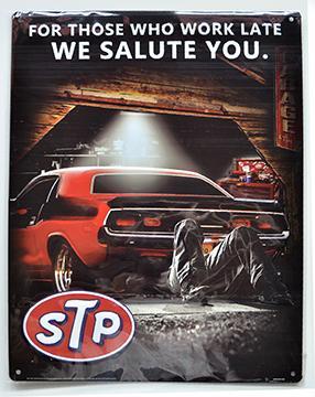 STP Salute