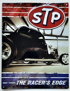 STP  THE RTACER'S EDGE