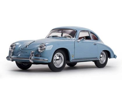 Porsche 356A 1957 1500 GS Carrera GT Coupe