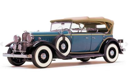 Ford Lincoln KB 1932