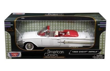 Chevrolet Impala 1960 Convertible